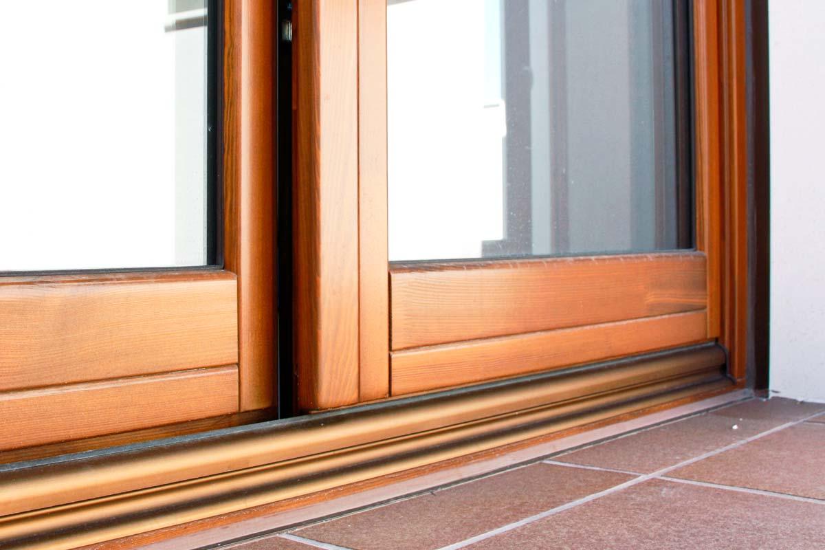 finestres de fusta segures sense manteniment de perfil europeu-Santa Coloma de Queralt Conca de Barberà