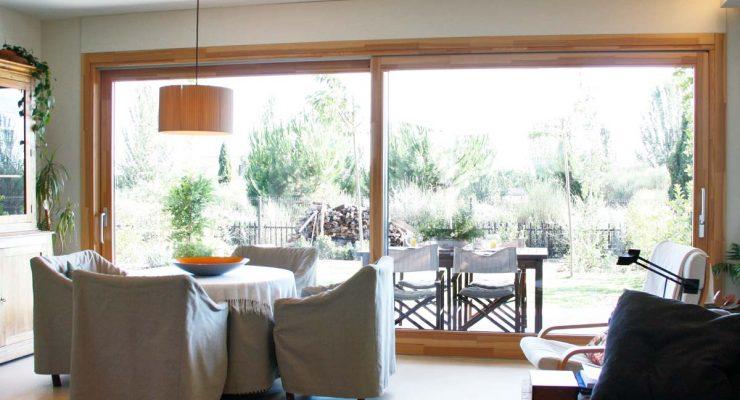 Noves finestres de fusta a Lleida
