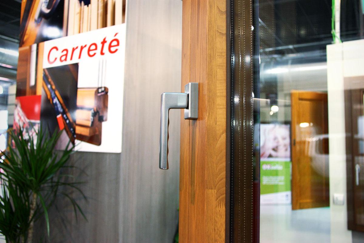 exproreus 2015 exposicio finestres mixtes de fusta i alumini catàleg fabrica de finestres i tancaments Carreté Finestres a ExproReus