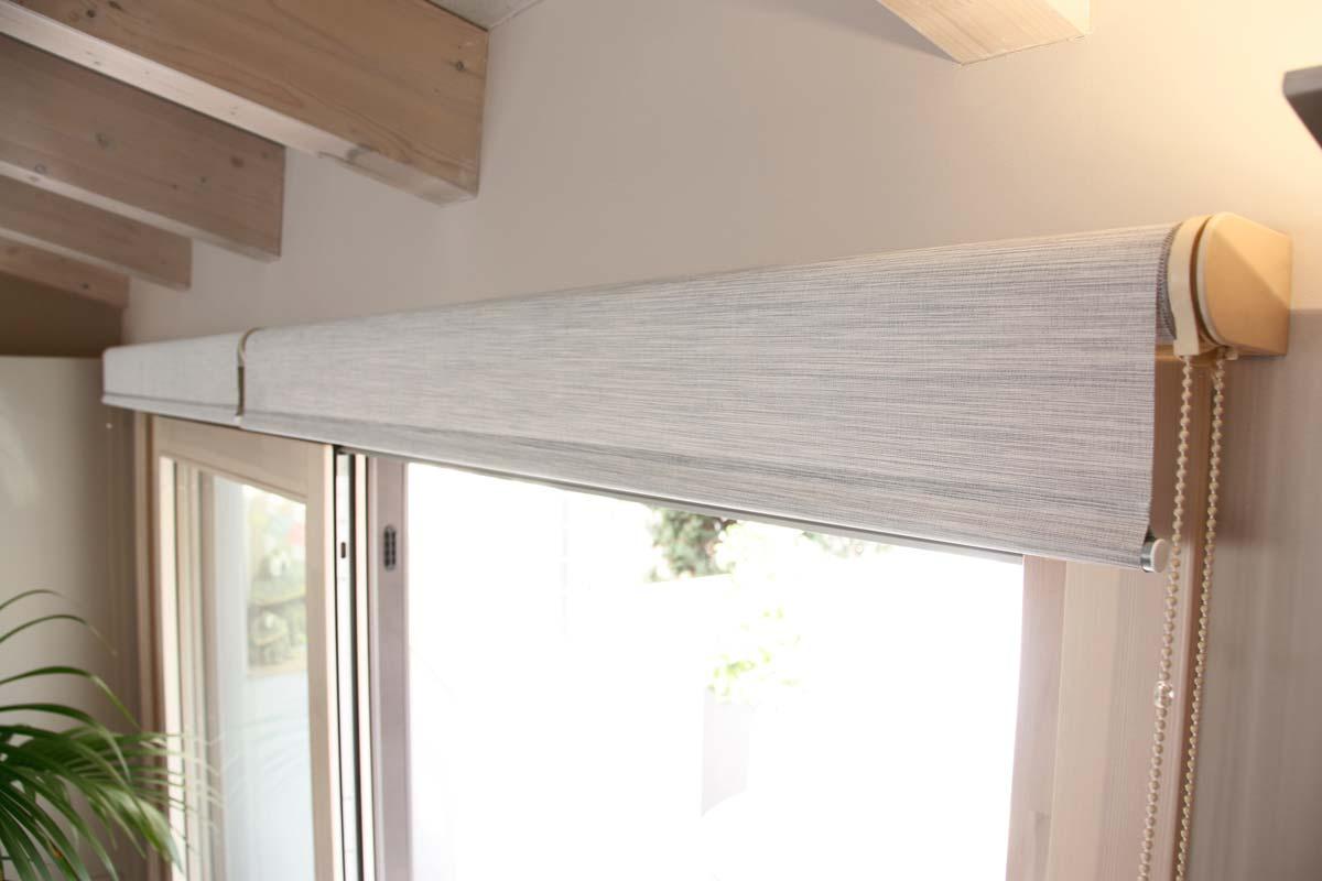 Reforma de finestres de fusta i alumini, finestres mixtes, a Vilanova i la Geltrú- estors enrotllables