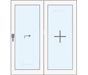 finestra corredissa-elevadora catàleg finestres de fusta y mixtes Carreté Finestres