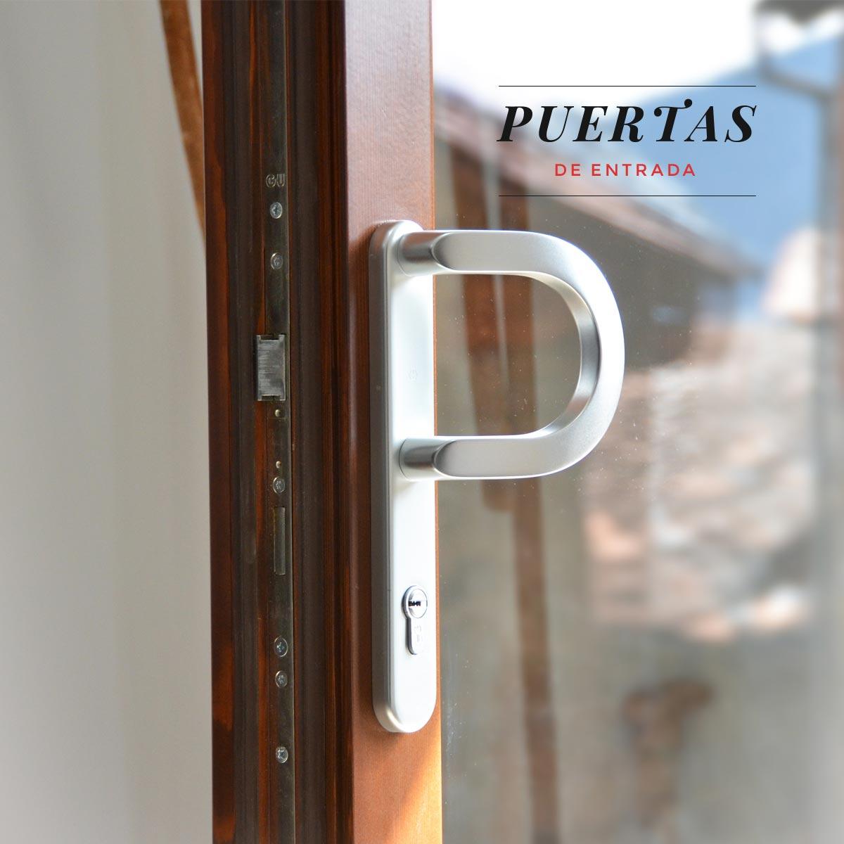 Carreté Finestres - cerramientos y puertas de entrada de seguridad